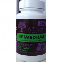 API Labs EPIMEDIUM extract 20%, 525mg 60 caps