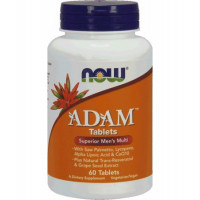 NOW Foods ADAM Tablets 60 tab
