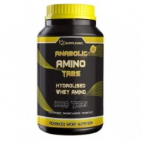 Supplemax-Nutrition Anabolic Amino 1000 Tabs