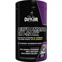 CUTLER Nutrition Performance Pro-Pack 30 packs