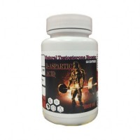 API Labs D-Aspartic Acid 1000mg 60 capsules