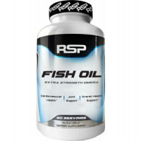 RSP Nutrition Fish Oil 1250mg 60 caps