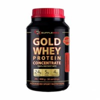 Supplemax Gold Whey Protein Concentrate 908гр
