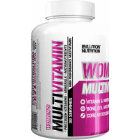 EVLution Nutrition Womens MultiVitamin 60 tab